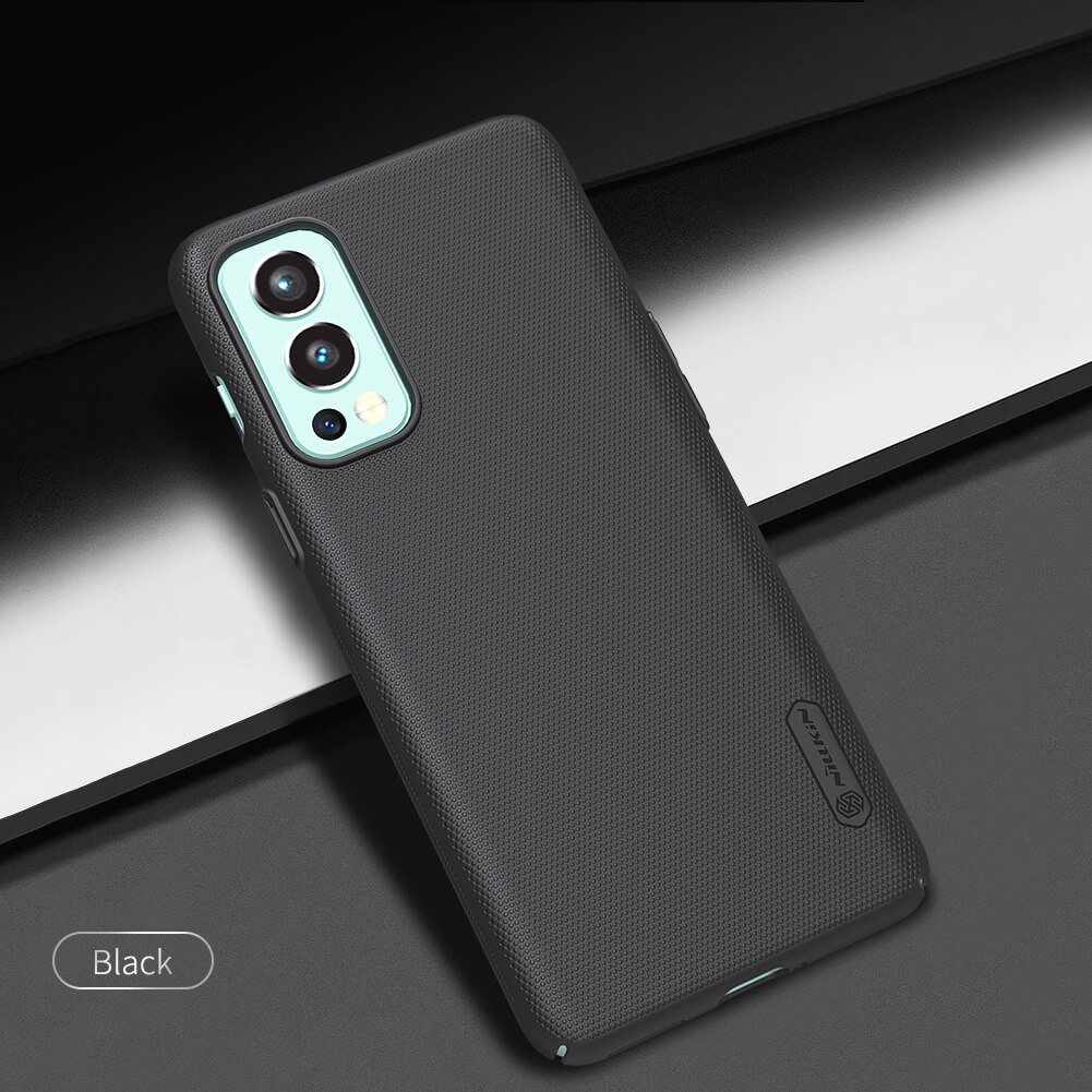 Nillkin Super Frosted Shield Matte cover case for OnePlus Nord 2 5G