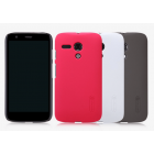 Nillkin Super Frosted Shield Matte cover case for Motorola Moto G + free screen protector order from official NILLKIN store