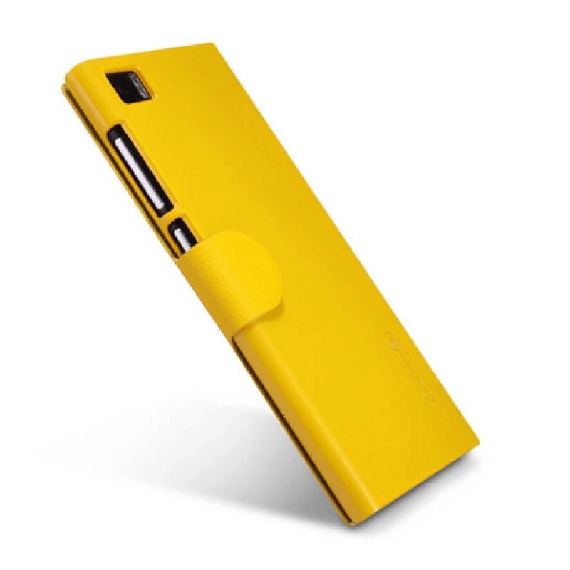 classic fit 496f3 9901d Nillkin Fresh Series Leather case for Xiaomi Mi3 (M3)