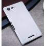 Nillkin Super Frosted Shield Matte cover case for Sony Xperia E3 (Dual D2203 D2206) + free screen protector order from official NILLKIN store