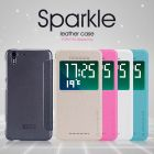 Nillkin Sparkle Series New Leather case for HTC Desire Eye order from official NILLKIN store