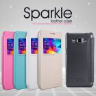 Nillkin Sparkle Series New Leather case for Samsung Galaxy Grand Prime (G5308W G5309W G530H) order from official NILLKIN store