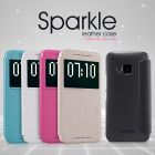 Nillkin Sparkle Series New Leather case for HTC ONE M9 (Hima) order from official NILLKIN store