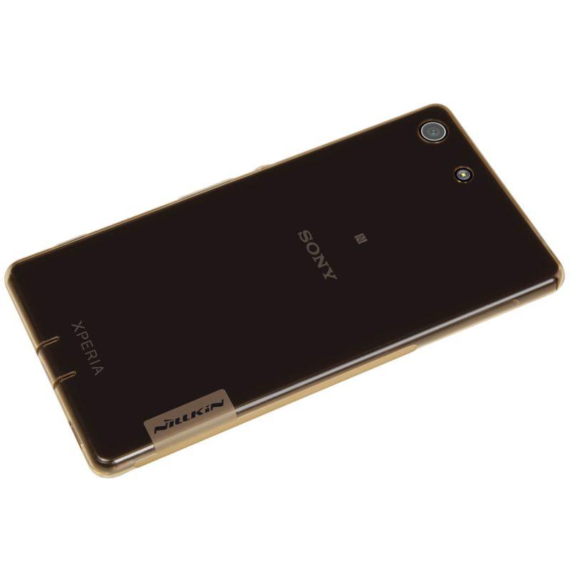 sale retailer f757c ac87f Nillkin Nature Series TPU case for Sony Xperia M5 (Dual E5603 E5606 E5653)