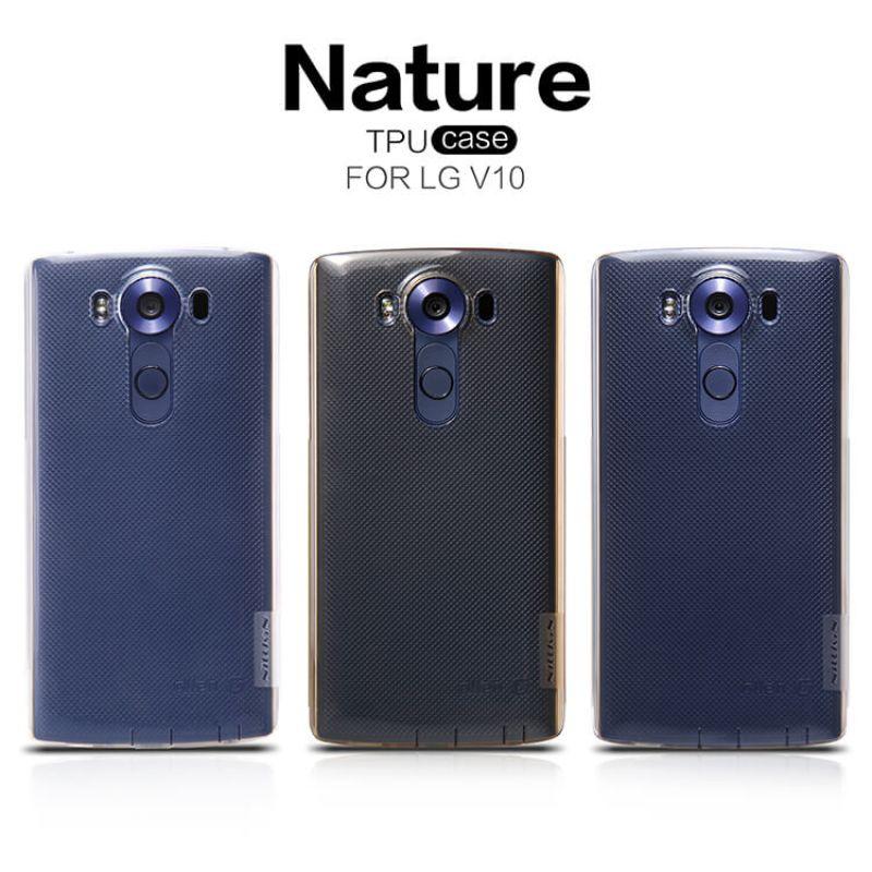 super popular 37e58 5dc34 Nillkin Nature Series TPU case for LG V10 (H968)