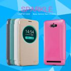 Nillkin Sparkle Series New Leather case for Asus Zenfone Max (ZC550KL)