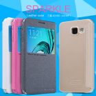 Nillkin Sparkle Series New Leather case for Samsung A3100 (A310F) order from official NILLKIN store