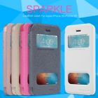 Nillkin Sparkle Series New Leather case for Apple iPhone 5 5S 5SE (iPhone SE)