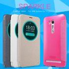 Nillkin Sparkle Series New Leather case for ASUS Zenfone Go TV (ZB551KL) order from official NILLKIN store