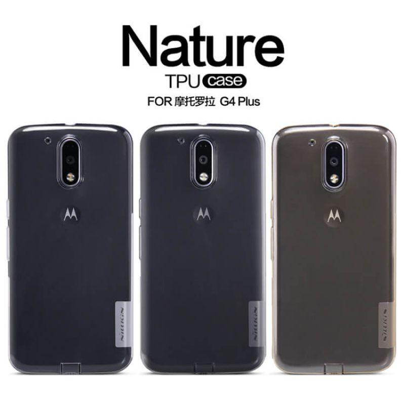 info for d4747 415f7 Nillkin Nature Series TPU case for Motorola Moto G4 Plus