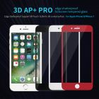 Nillkin 3D AP+ Pro edge shatterproof fullscreen tempered glass screen protector for Apple iPhone 8 / iPhone 7