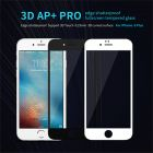 Nillkin 3D AP+ Pro edge shatterproof fullscreen tempered glass screen protector for Apple iPhone 6 Plus