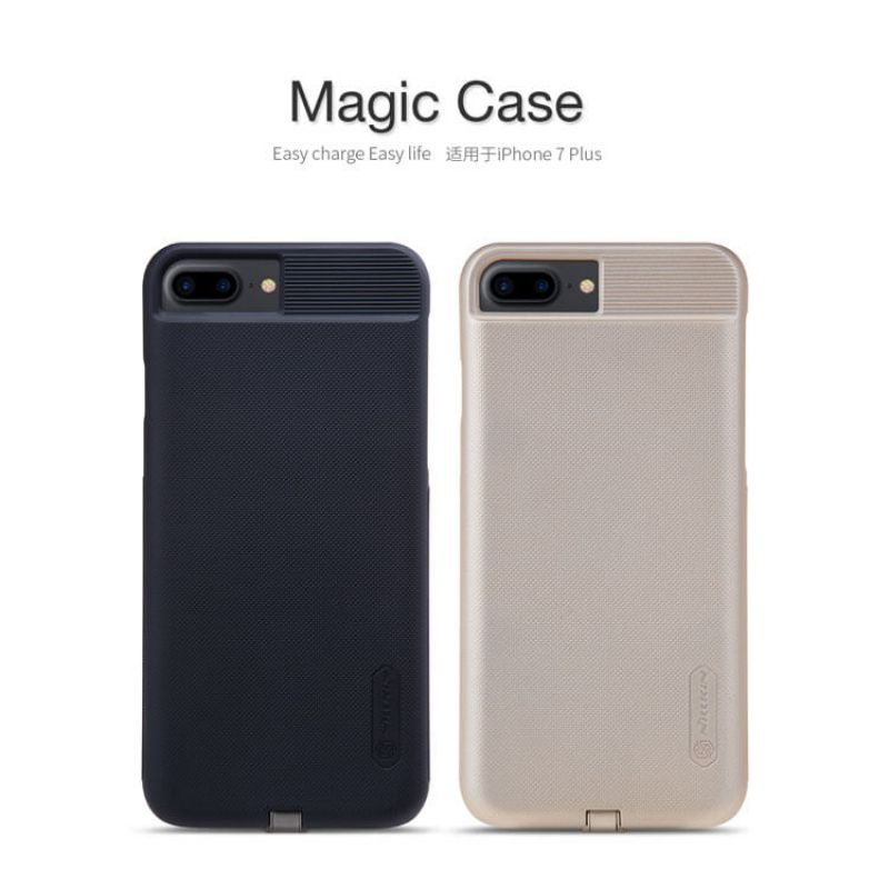 the best attitude 0ec03 f8503 Nillkin Magic Qi wireless charger case for Apple iPhone 7 Plus