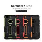 Nillkin Defender 4 Case Alloy stent Sports car TPU for Apple iPhone 7 Plus