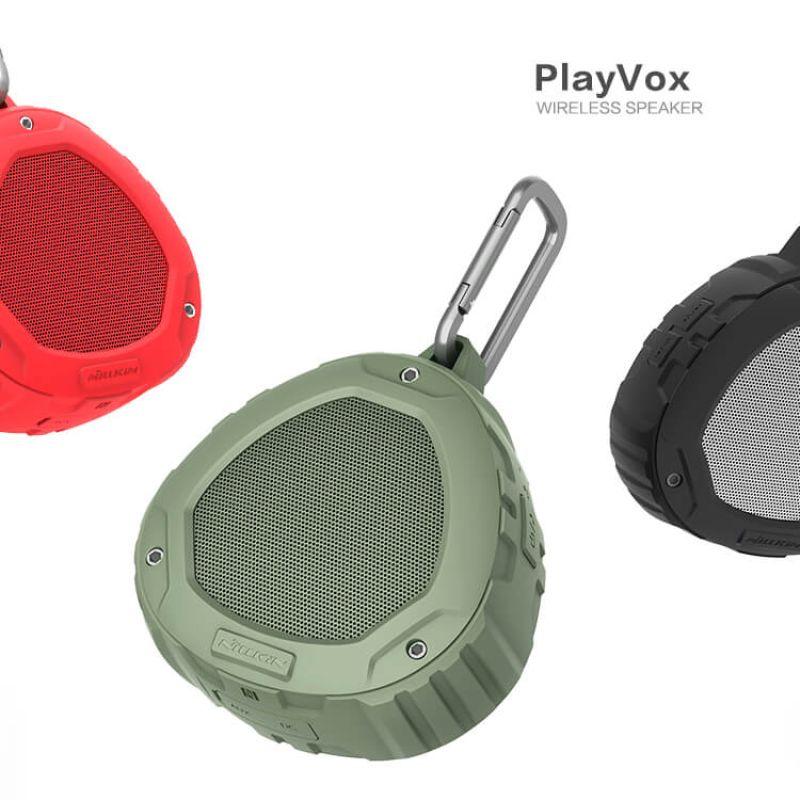 Nillkin S1 PlayVox Wireless Speaker order from official NILLKIN store