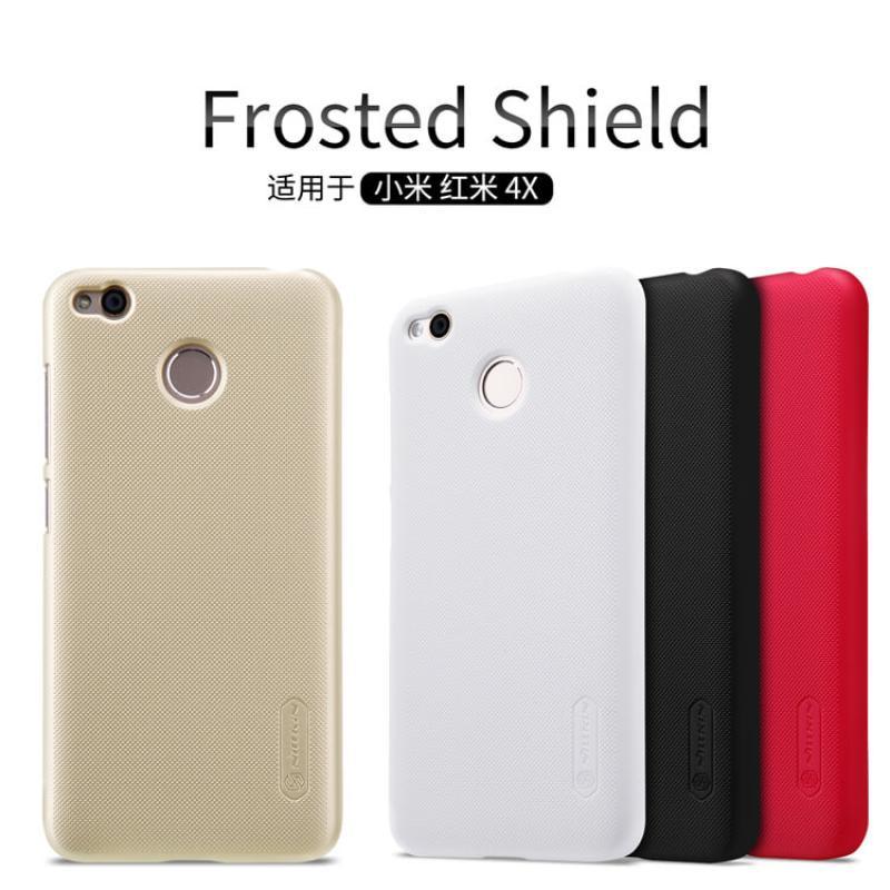 Nillkin Super Frosted Shield Matte cover case for Xiaomi Redmi 4X