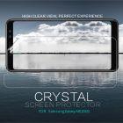 Nillkin Super Clear Anti-fingerprint Protective Film for Samsung Galaxy A8 (2018)