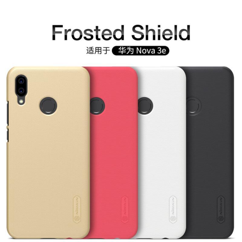 pretty nice 20c34 287dd Nillkin Super Frosted Shield Matte cover case for Huawei P20 Lite (Nova 3E)