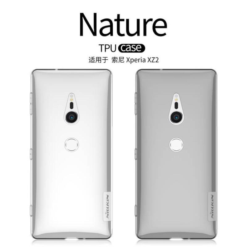 Nillkin Nature Series Tpu Case For Sony Xperia Xz2