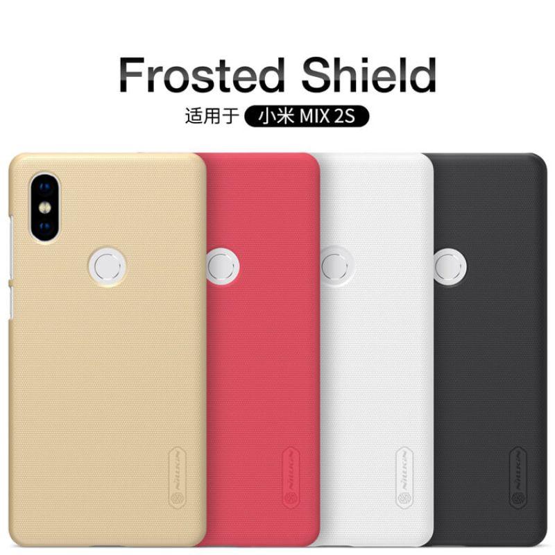 online retailer e17cf 75ab4 Nillkin Super Frosted Shield Matte cover case for Xiaomi Mi MIX 2S