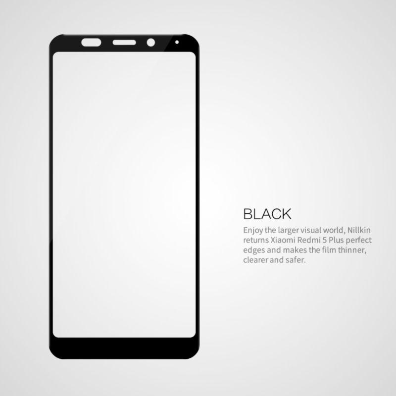 Nillkin Amazing CP+ tempered glass screen protector for Xiaomi Redmi 5 Plus  (Xiaomi Redmi Note 5)