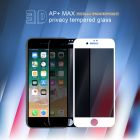 Nillkin Amazing 3D AP+ Max privacy tempered glass screen protector for Apple iPhone 8 / iPhone 7