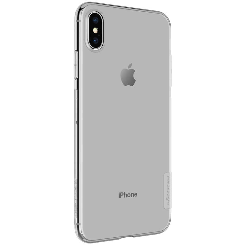 detailed look 483f8 63afa Nillkin Nature Series TPU case for Apple iPhone XS Max (iPhone 6.5)