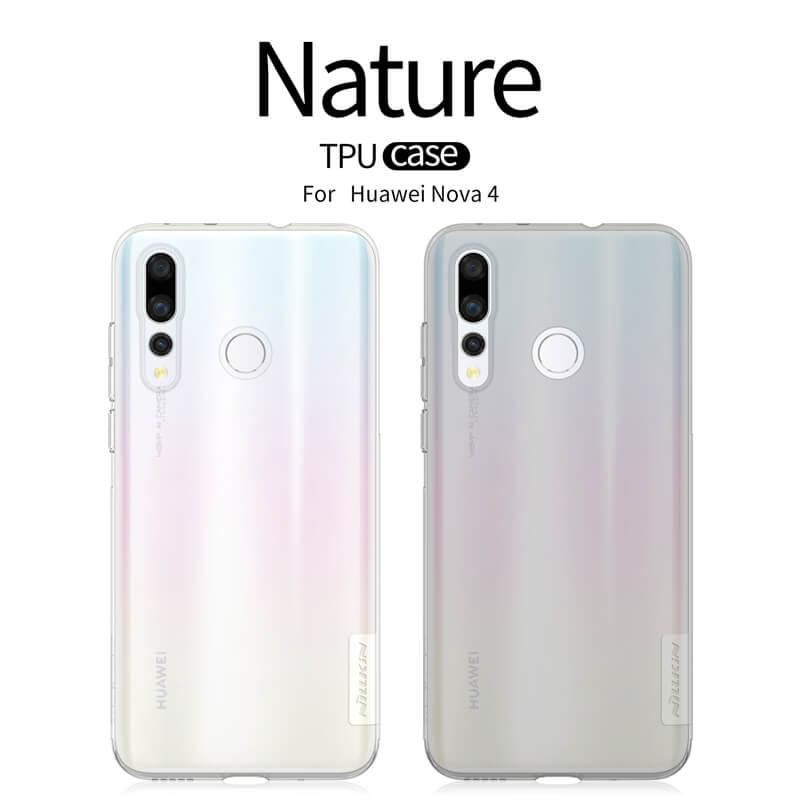 info for 1b046 6e8d1 Nillkin Nature Series TPU case for Huawei Nova 4