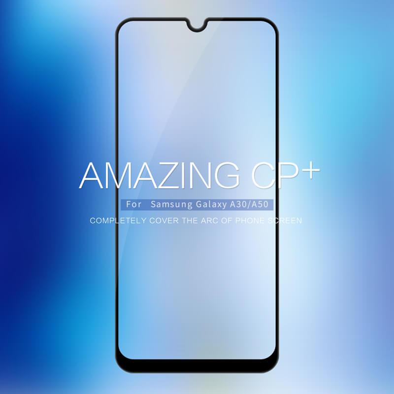 95eb171c9b7 Nillkin Amazing CP+ tempered glass screen protector for Samsung Galaxy A20,  Galaxy A30, Galaxy