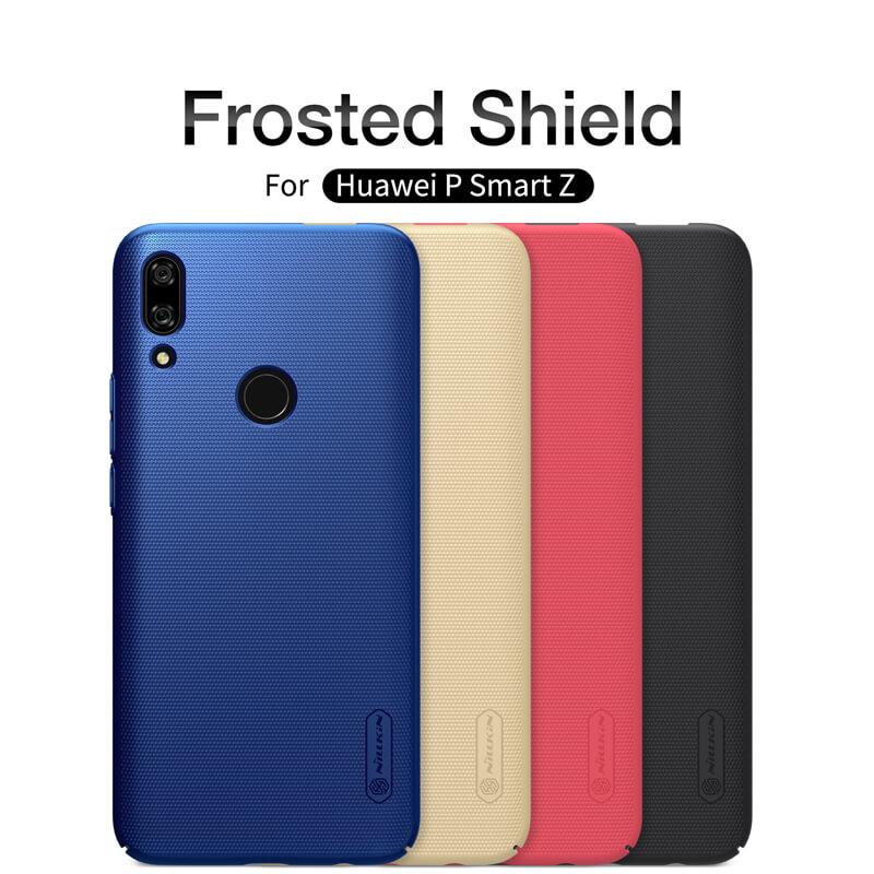 disponibilità nel Regno Unito 36696 f02ef Nillkin Super Frosted Shield Matte cover case for Huawei P Smart Z