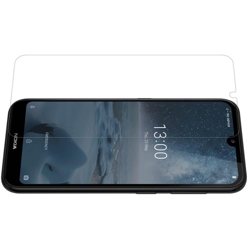 Nillkin Super Clear Anti-fingerprint Protective Film for Nokia 4 2