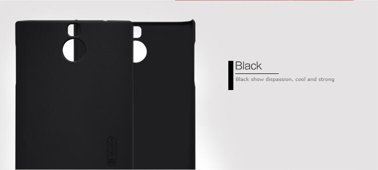 Nillkin Super Frosted Shield Matte cover case for Blackberry Passport Silver Edition / Passport SE