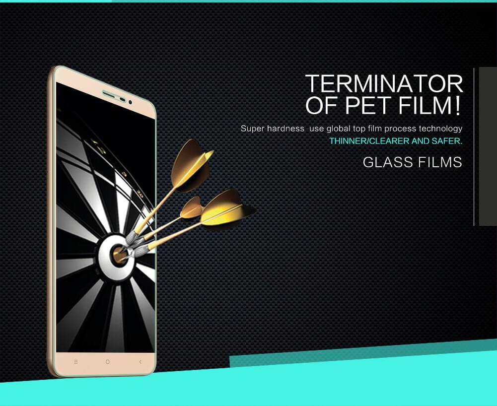 Nillkin Amazing H Tempered Glass Screen Protector For Xiaomi Redmi Anti Explosion Note 2 Guard 3 Hongmi