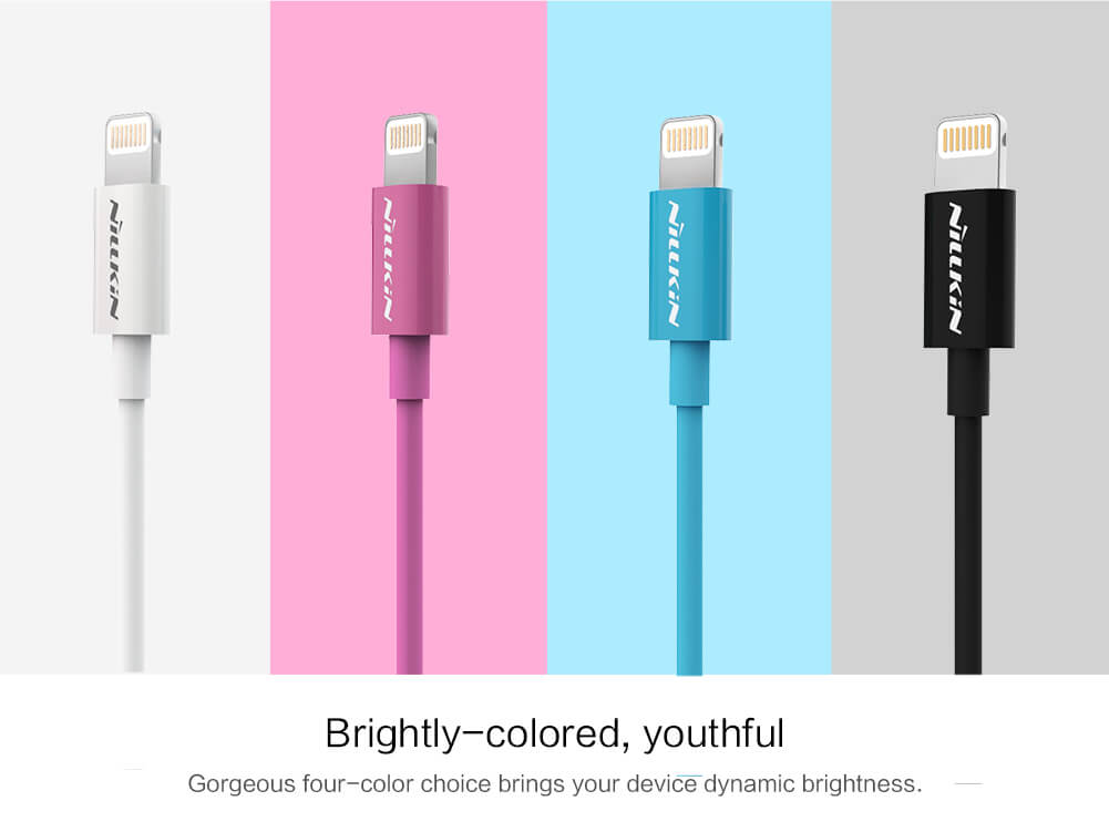 Nillkin Rapid Lightning high quality cable