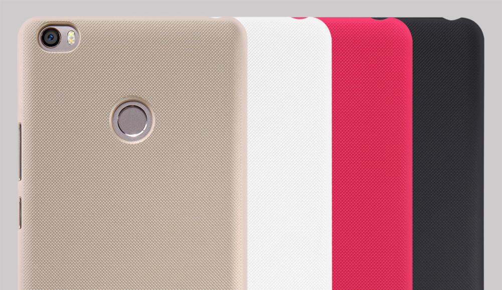 Nillkin Super Frosted Shield Matte cover case for Xiaomi Mi Max/Xiaomi Max 6.44 + free screen protector