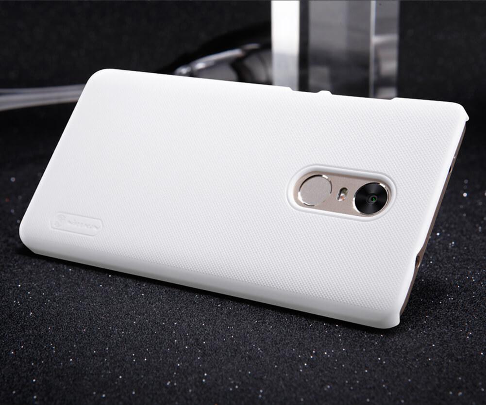 Nillkin Super Frosted Shield Matte cover case for Xiaomi Redmi Note 4X