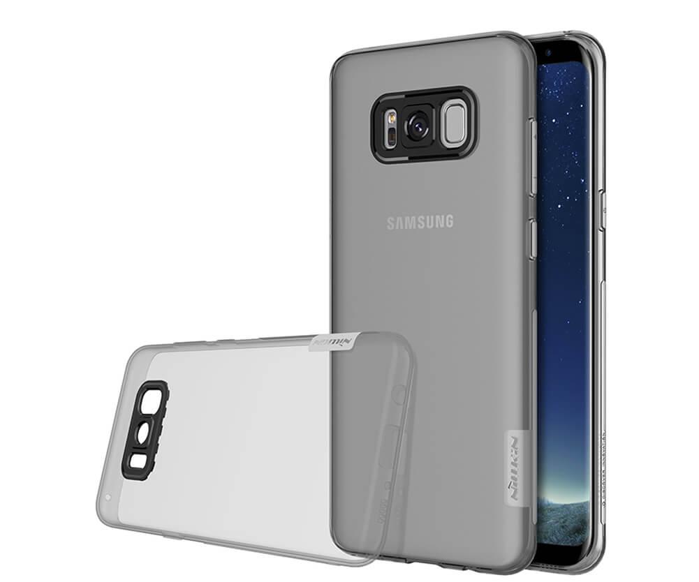 new styles f4609 b114f Nillkin Nature Series TPU case for Samsung Galaxy S8