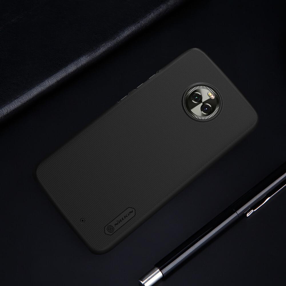 Nillkin Super Frosted Shield Matte cover case for Motorola Moto X4