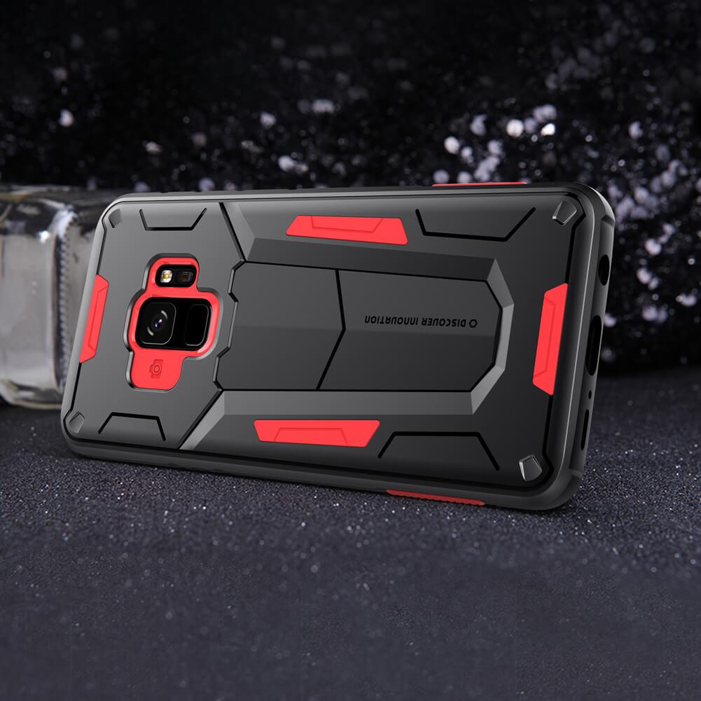 Nillkin Defender 2 Series Armor-border bumper case for Samsung Galaxy S9
