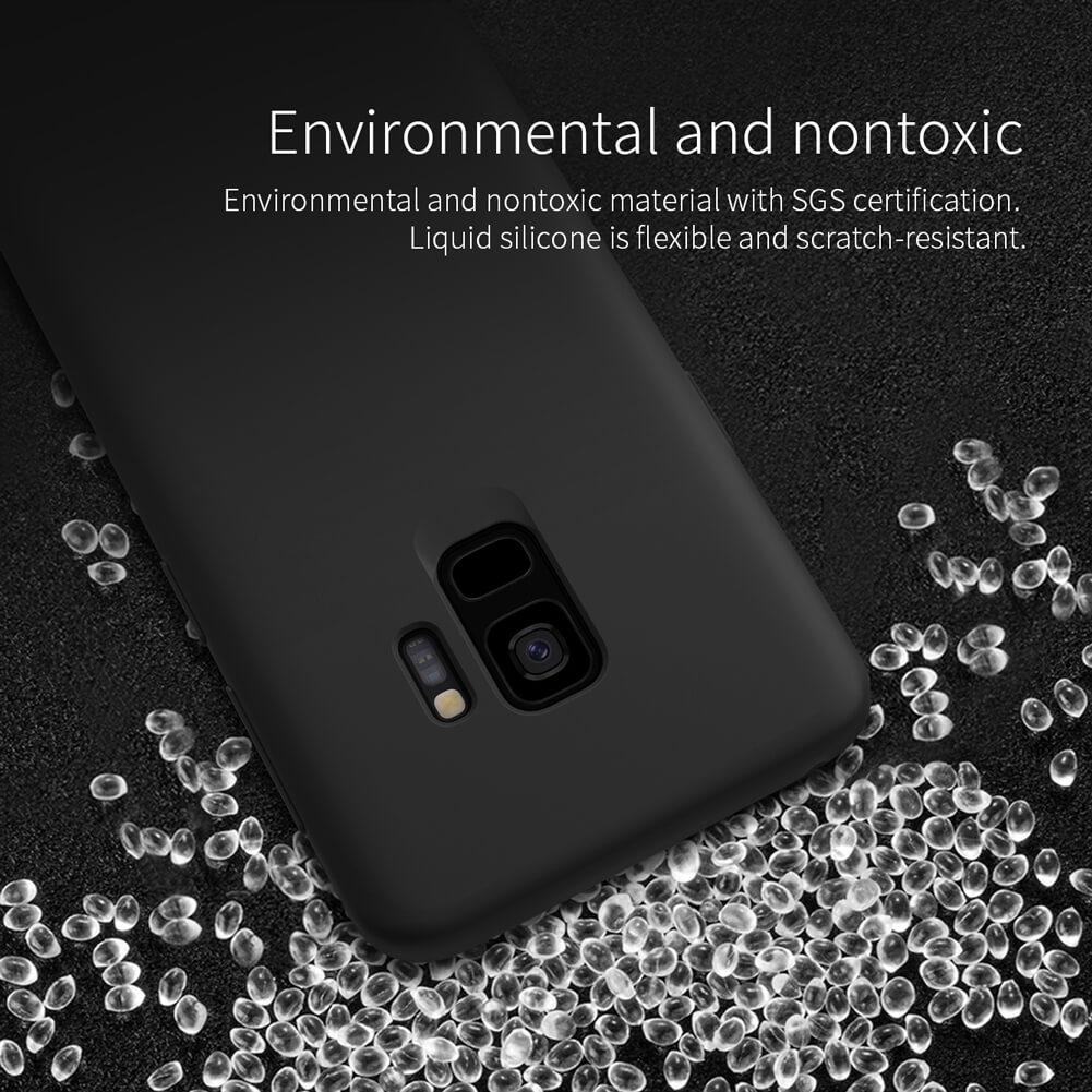 Nillkin Flex PURE cover case for Samsung Galaxy S9
