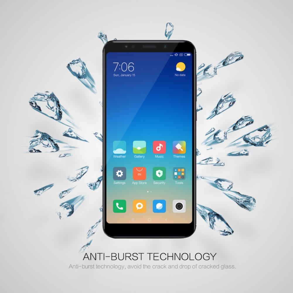 Nillkin Amazing Cp Tempered Glass Screen Protector For Xiaomi Redmi Anti Explosion H Note 2 Guard 5 Plus
