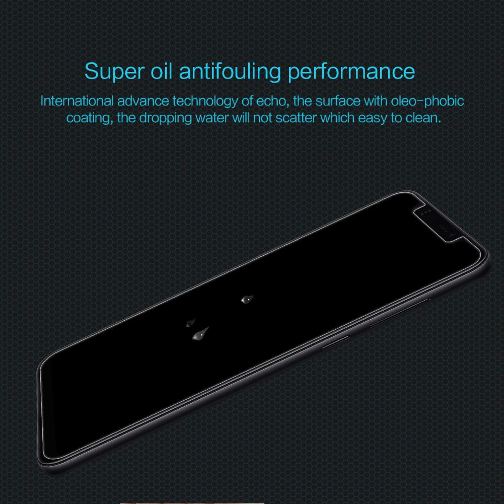 Nillkin Amazing H tempered glass screen protector for Xiaomi Mi8 Mi 8, Mi8  Pro, Mi8 Explorer