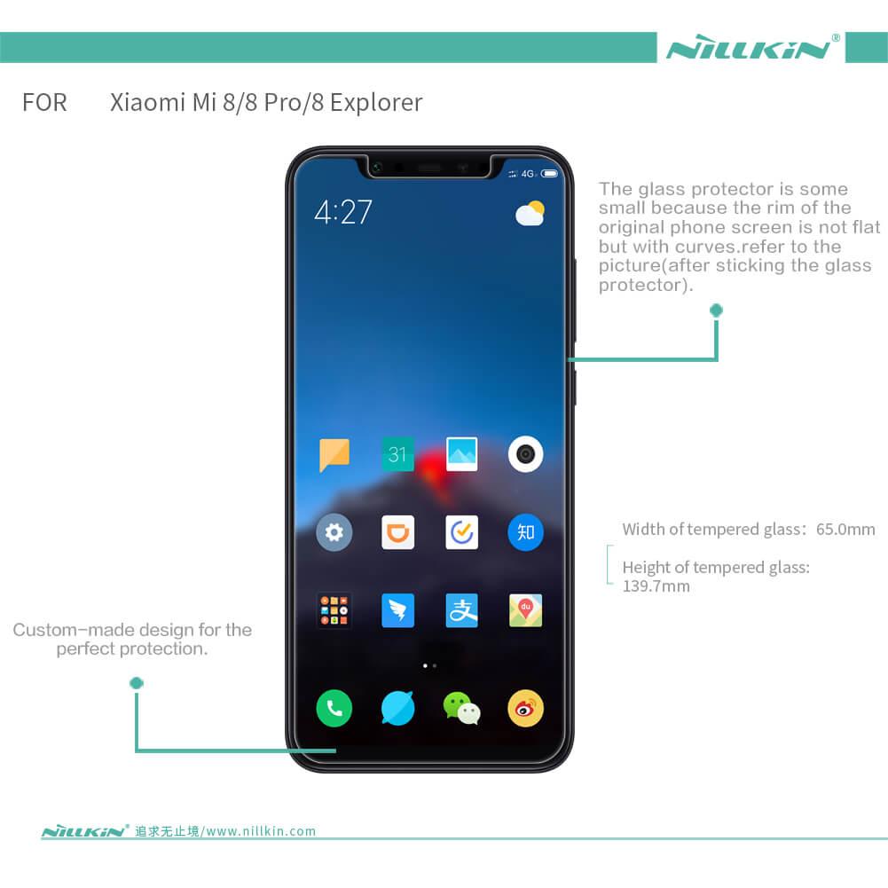 Hunter Tempered Glass Screen Protector For Xiaomi Redmi 4 Prime Nillkin Amazing H Pro Mi8