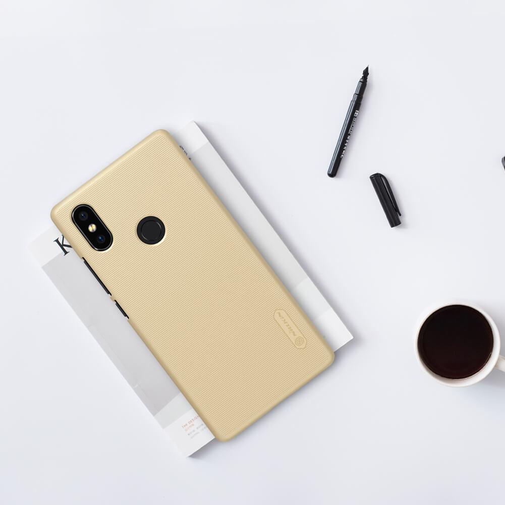 Nillkin Super Frosted Shield Matte cover case for Xiaomi Mi8 SE (Mi 8 SE)