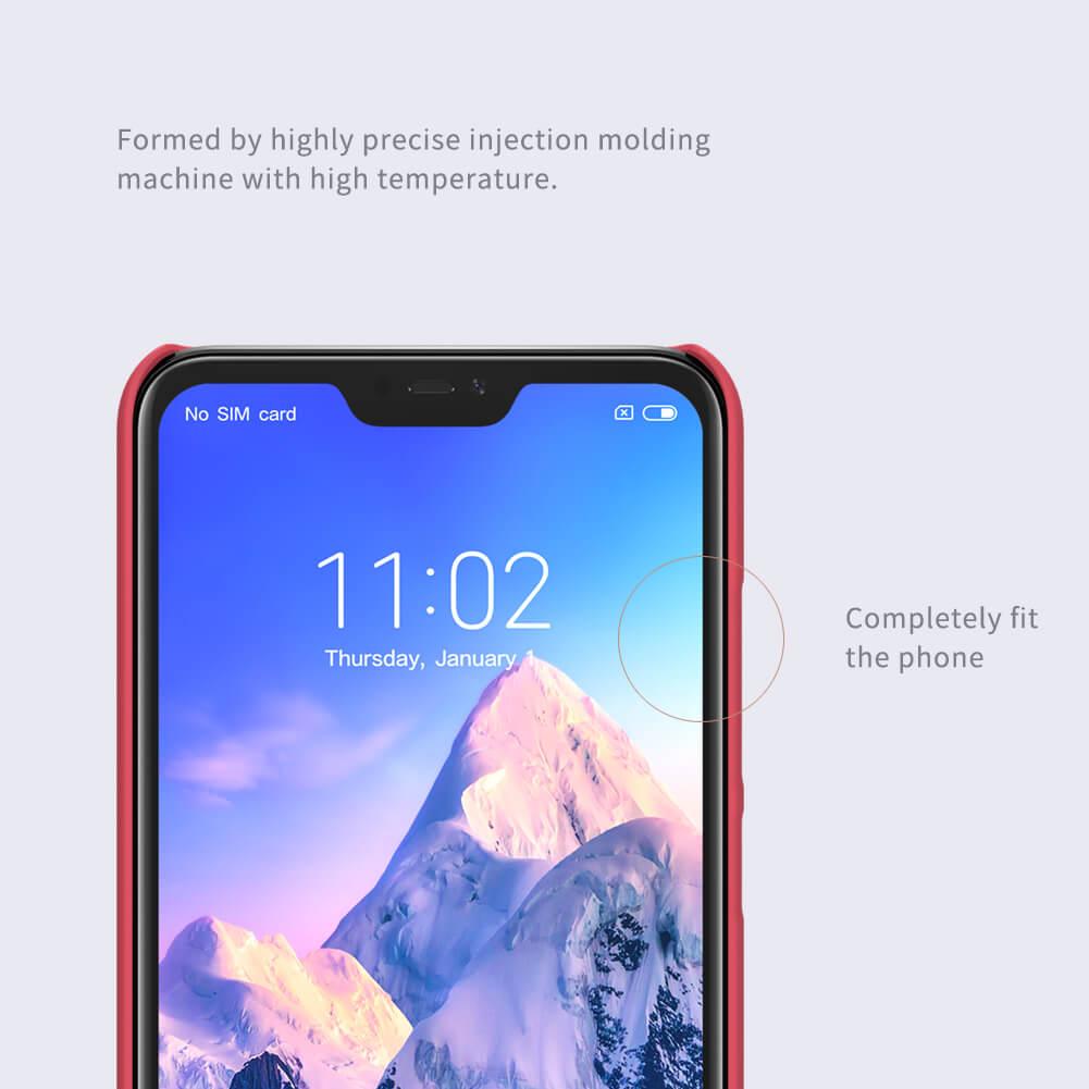 Nillkin Super Frosted Shield Matte cover case for Xiaomi Redmi 6 Pro (Mi A2 Lite)