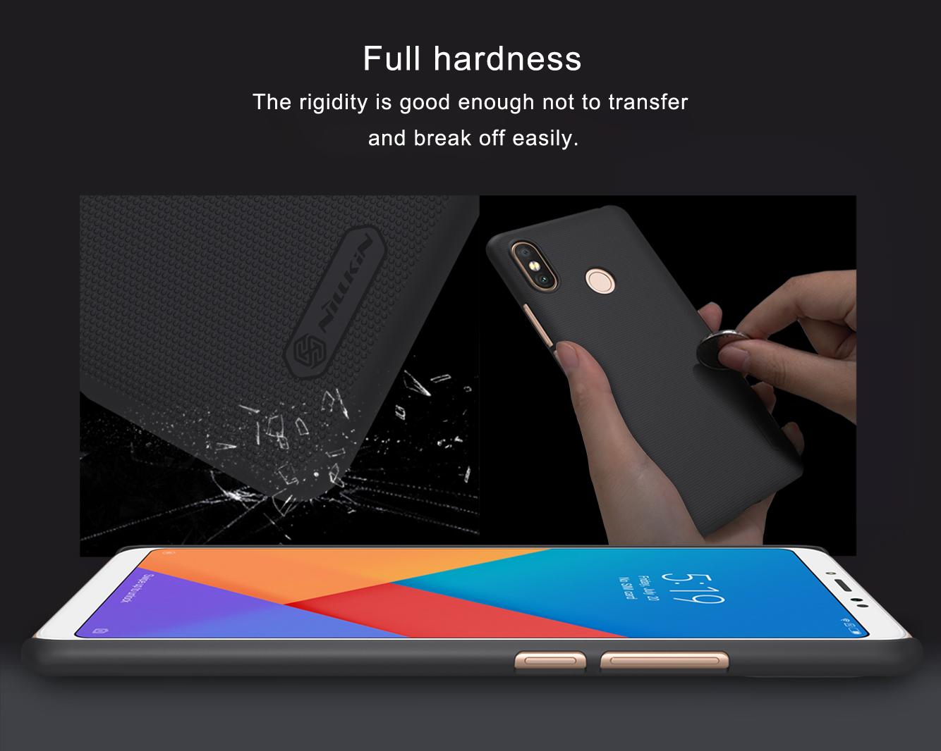 Nillkin Super Frosted Shield Matte cover case for Xiaomi Mi Max 3