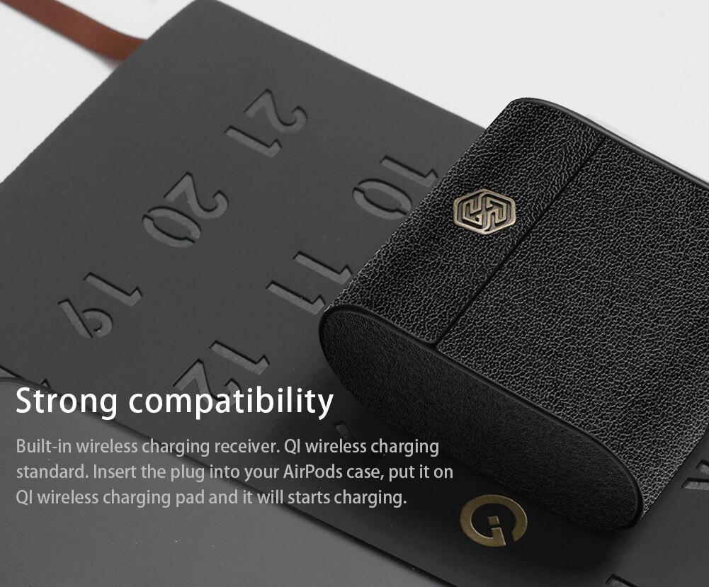 NILLKIN AirPods QI Wireless Charging Case