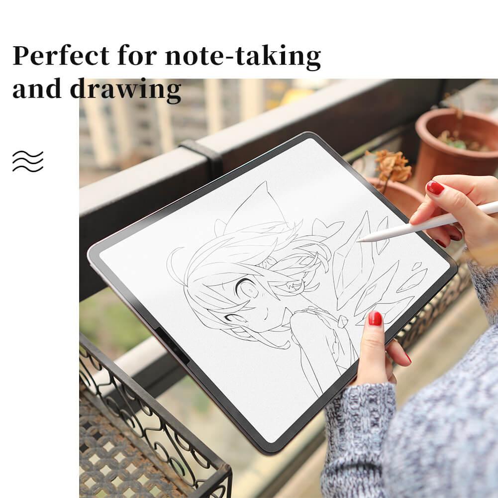 Nillkin Antiglare AG paper-like screen protector for Apple iPad Pro 12.9 (2018) , iPad Pro 12.9 (2020)
