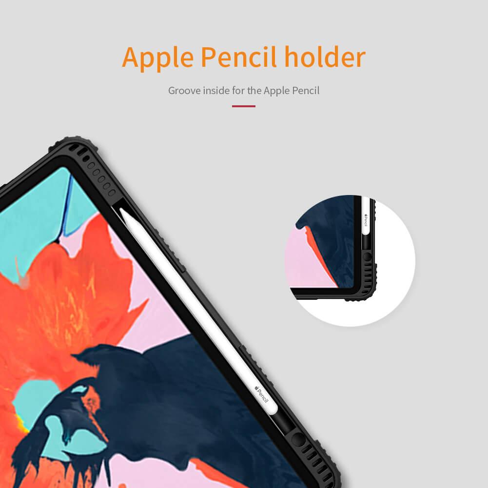 Nillkin Bumper Leather cover case for Apple iPad Pro 12.9 (2018)