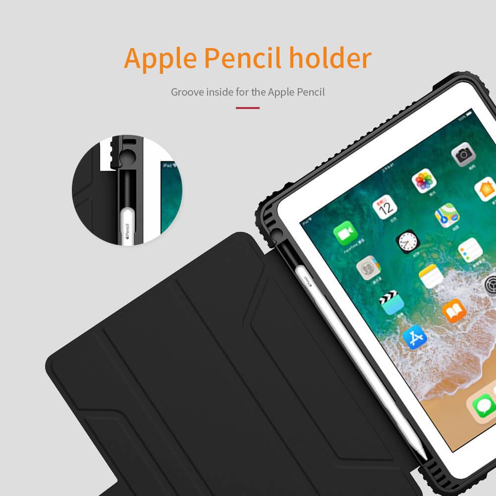Nillkin Bumper Leather cover case for Apple iPad Pro 9.7 (2018)